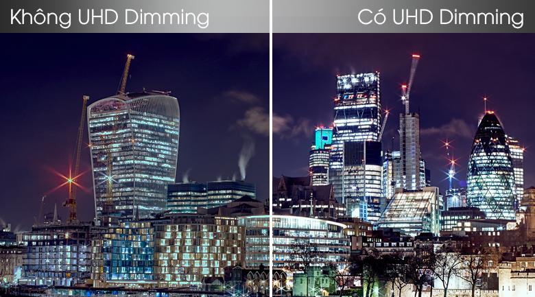 UHD Dimming - Smart Tivi Samsung 4K 55 inch UA55TU8100