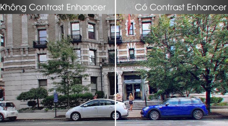 Contrast Enhancer - Smart Tivi Samsung 4K 43 inch UA43TU8100