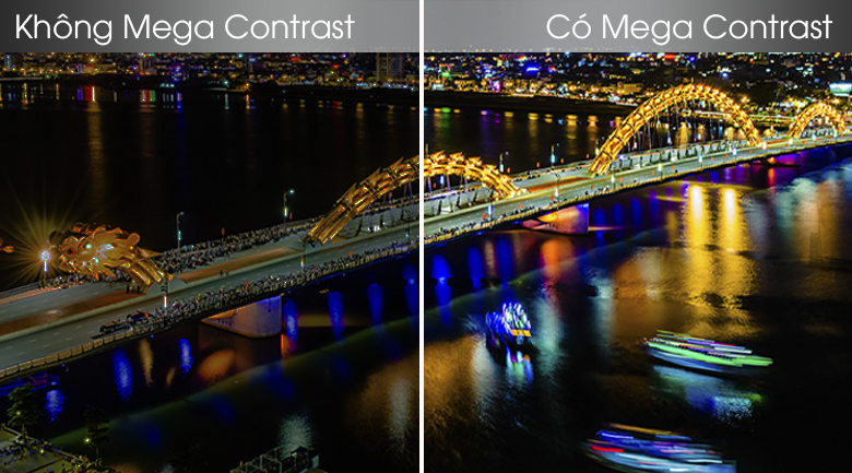 Mega Contrast - Smart Tivi Samsung 4K 43 inch UA43TU8100