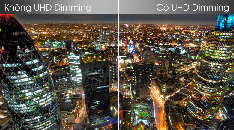 UHD Dimming - Smart Tivi Samsung 4K 43 inch UA43TU8100