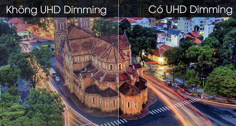 Smart Tivi Samsung 4K 65 inch UA65TU8500 - Công nghệ UHD Dimming