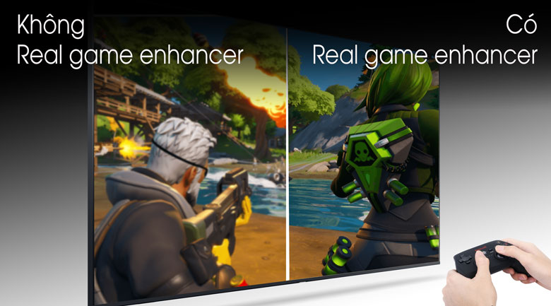 Smart Tivi Samsung 4K 65 inch UA65TU8500 - Real Game Enhancer