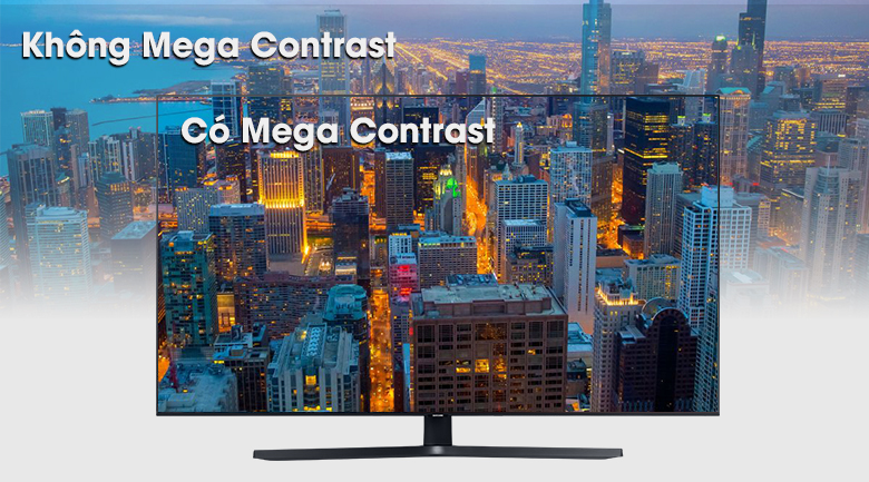Smart Tivi Samsung 4K 65 inch UA65TU8500 - Mega Contrast