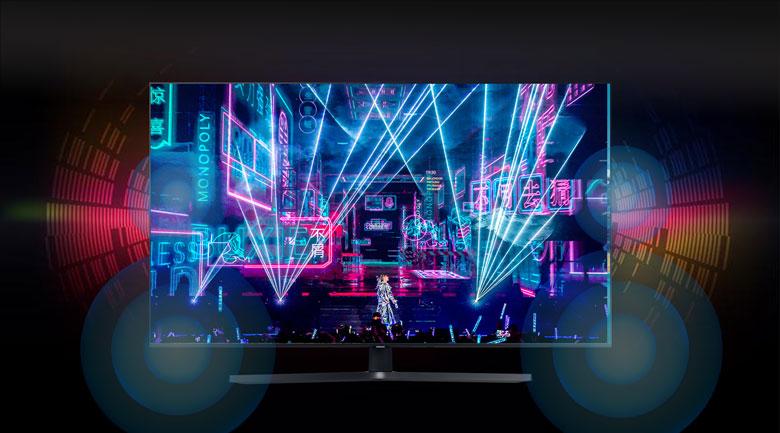 Smart Tivi Samsung 4K 43 inch UA43TU8500 - Công nghệ âm thanh Dolby Digital Plus