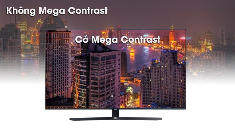 Smart Tivi Samsung 4K 43 inch UA43TU8500 - Công nghệ Mega Contrast