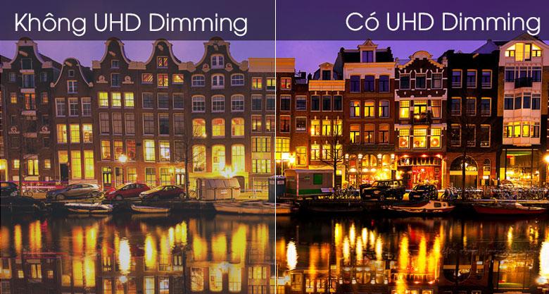 Smart Tivi Samsung 4K 43 inch UA43TU8500 - Công nghệ UHD Dimming