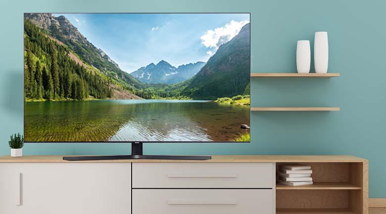 Smart Tivi Samsung 4K 43 inch UA43TU8500 - Thiết kế sang trọng