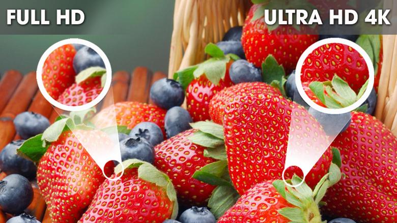 Smart Tivi Samsung 4K 55 inch UA55TU8500 - Ultra HD 4K