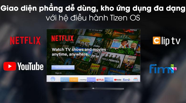 Smart Tivi Samsung 4K 55 inch UA55TU8500 - Tizen OS