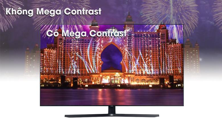 Smart Tivi Samsung 4K 55 inch UA55TU8500 - Mega Contrast