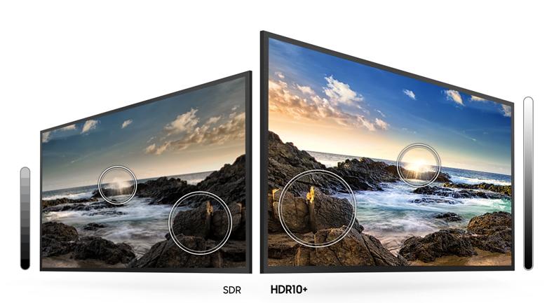 Smart Tivi Samsung 4K 55 inch UA55TU8500 - HDR10+
