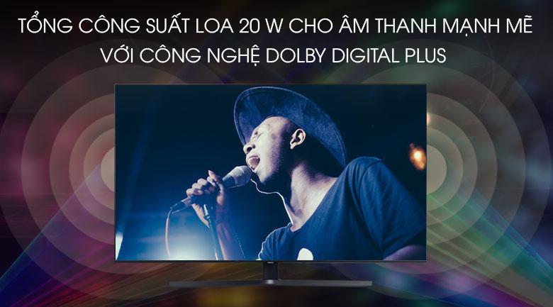 Smart Tivi Samsung 4K 50 inch UA50TU8500 - Công nghệ Dolby Digital Plus