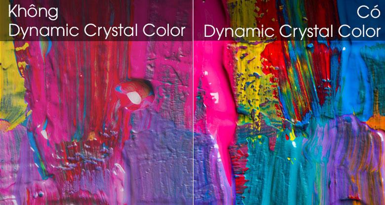 Smart Tivi Samsung 4K 50 inch UA50TU8500 - Công nghệ Dynamic Crystal Color