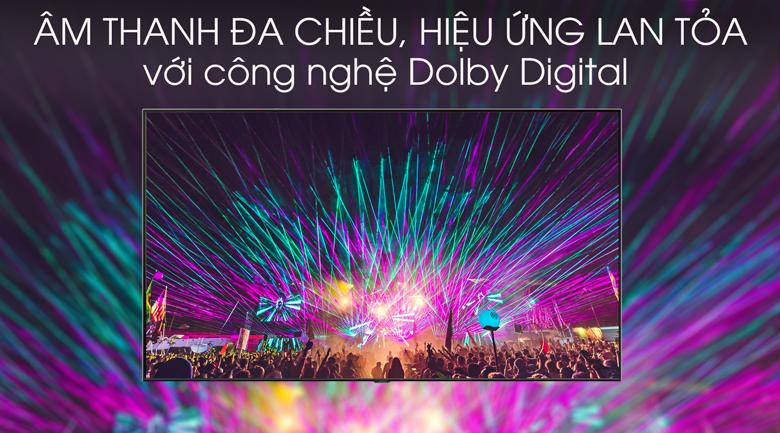Dolby Digital-Smart Tivi QLED Samsung 4K 85 inch QA85Q70T