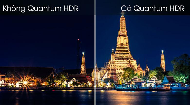 Quantum HDR-Smart Tivi QLED Samsung 4K 85 inch QA85Q70T