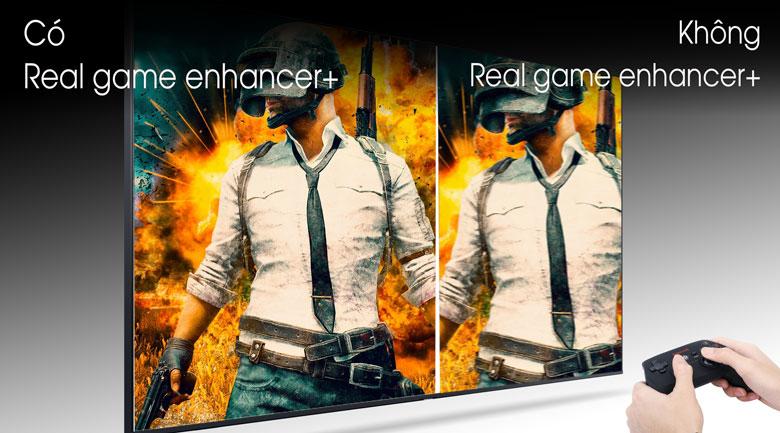 Real Game Enhancer-Smart Tivi QLED Samsung 4K 85 inch QA85Q70T