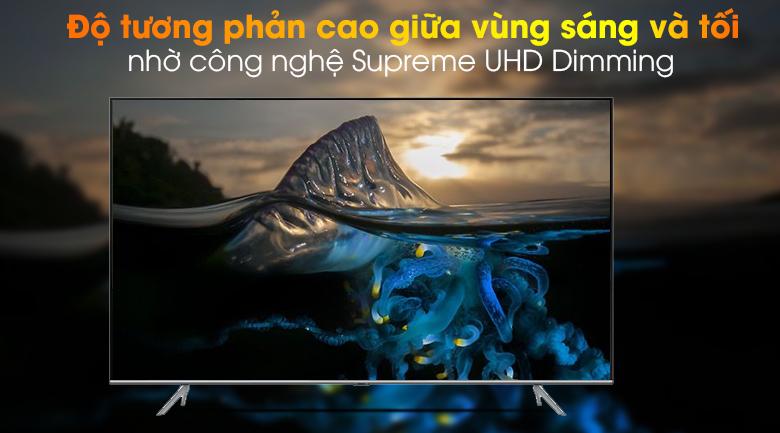 Supreme UHD Dimming-Smart Tivi QLED Samsung 4K 85 inch QA85Q70T