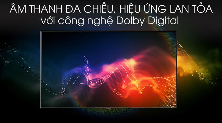Dolby Digital-Smart Tivi QLED Samsung 4K 55 inch QA55Q70T