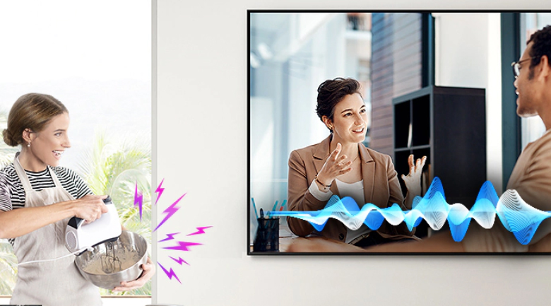 AVA-Smart Tivi QLED Samsung 4K 55 inch QA55Q70T