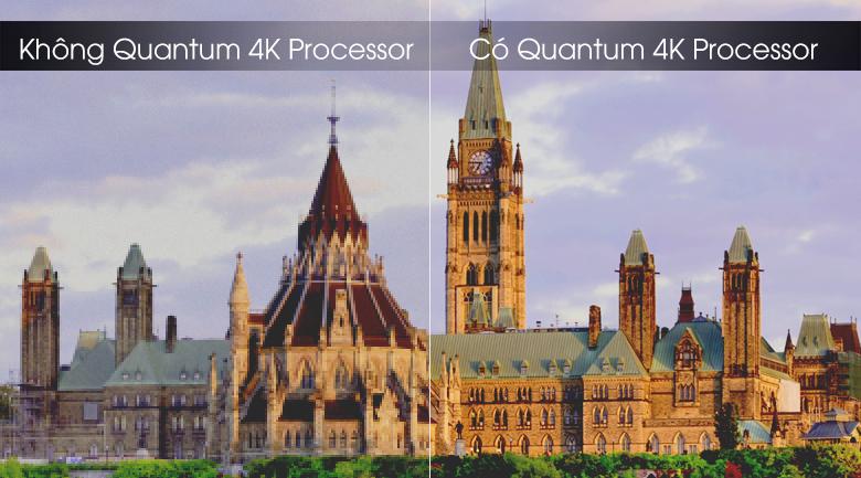 Quantum 4K Processor-Smart Tivi QLED Samsung 4K 55 inch QA55Q70T