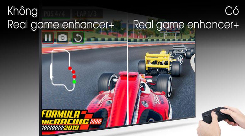Real Game Enhancer+ - Smart Tivi QLED Samsung 4K 55 inch QA55Q70T