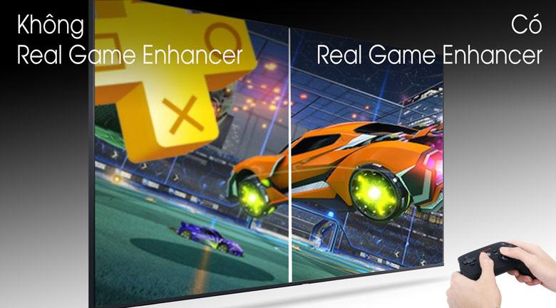 Smart Tivi Samsung 4K 75 inch UA75TU7000 - Real Game Enhancer