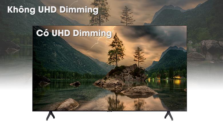 Smart Tivi Samsung 4K 75 inch UA75TU7000 - UHD Dimming