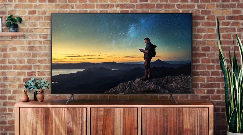 Smart Tivi Samsung 4K 65 inch UA65TU7000-thietke