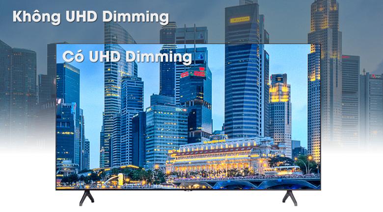 Smart Tivi Samsung 4K 65 inch UA65TU7000 - Công nghệ UHD Dimming