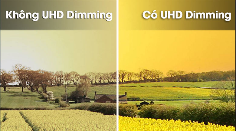 Smart Tivi Samsung 4K 58 inch UA58TU7000-UHD Dimming