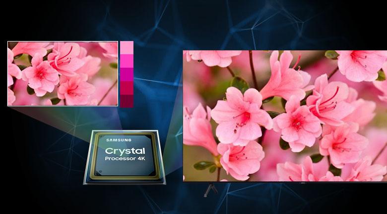 Smart Tivi Samsung 4K 50 inch UA50TU7000 - Crystal 4K