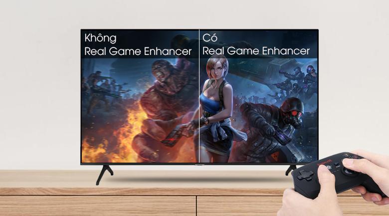 Smart Tivi Samsung 4K 50 inch UA50TU7000 - Real Game Enhancer