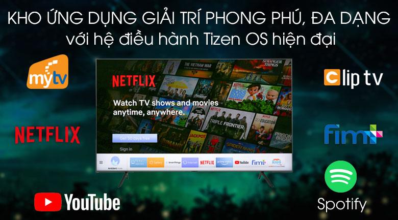 Smart Tivi Samsung 4K 50 inch UA50TU7000 - Tizen OS