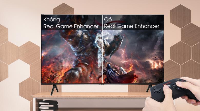Smart Tivi Samsung 4K 43 inch UA43TU7000 - Real Game Enhancer