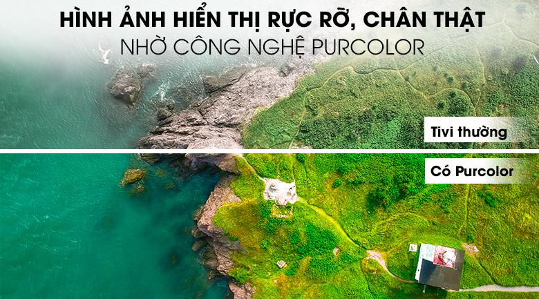 cong nghe pourcolor tại Đà Nẵng