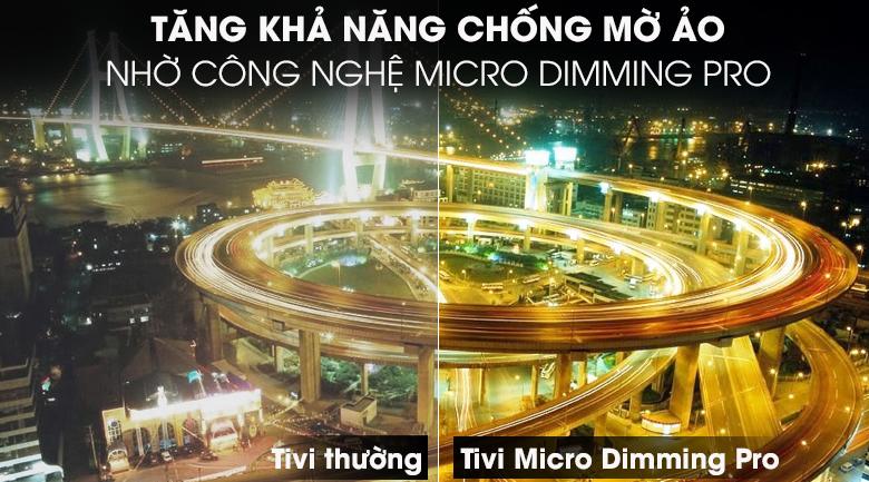 Smart Tivi Samsung 43 inch UA43T6000 - Công nghệ Micro Dimming Pro