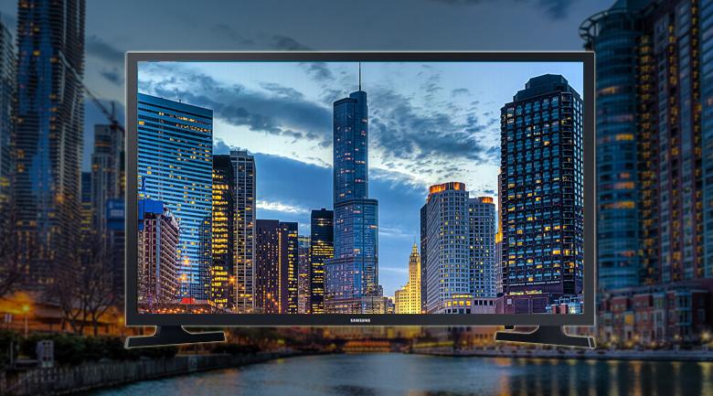 Smart Tivi Samsung 32 inch UA32T4500 - Micro Dimming Pro