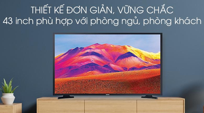 vi vn tk tivi samsung 43 inch ua43t6500 tại Đà Nẵng