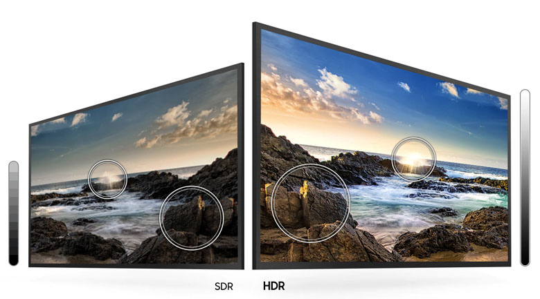 Smart Tivi Samsung 43 inch UA43T6500 - HDR