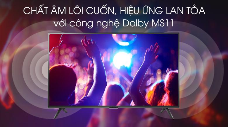 Tivi FFalcon 32 inch 32F1 - Dolby MS11