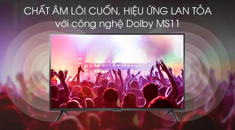 Smart Tivi FFalcon 32 inch 32SF1 - Dolby MS11