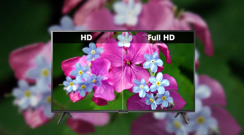 Smart Tivi FFalcon 43 inch 43SF1 - Full HD