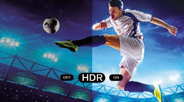 Công nghệ HDR - Tấm nền IPS - Android Tivi Casper 55 inch 55UG6000 Tổng quan