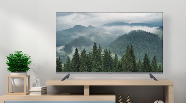 Tổng quan thiết kế - Android Tivi Casper 65 inch 65UG6000
