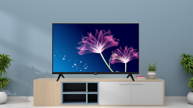 Android Tivi TCL 32 inch L32S66A - Thiết kế thanh mảnh
