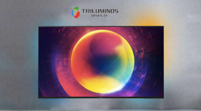 Triluminos - Android Tivi Sony 4K 49 inch KD-49X8000H