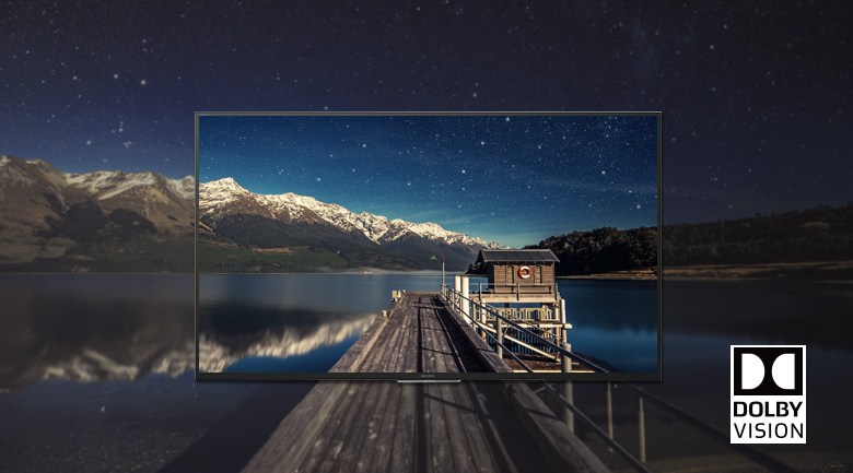 Android Tivi Sony 4K 85 inch KD-85X8000H - Dolby Vison