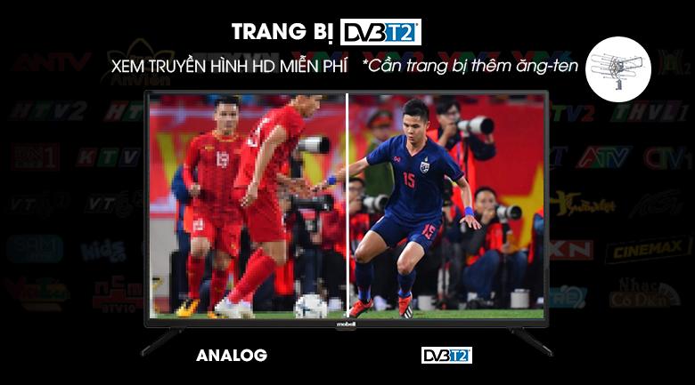 Tivi Mobell 32 inch 32T610A1 - DVB-T2