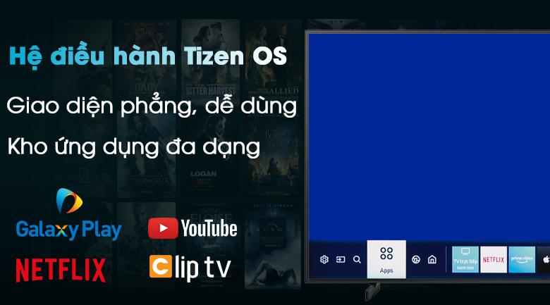 Smart Tivi QLED Samsung 4K 55 inch QA55LS03T - Tizen OS