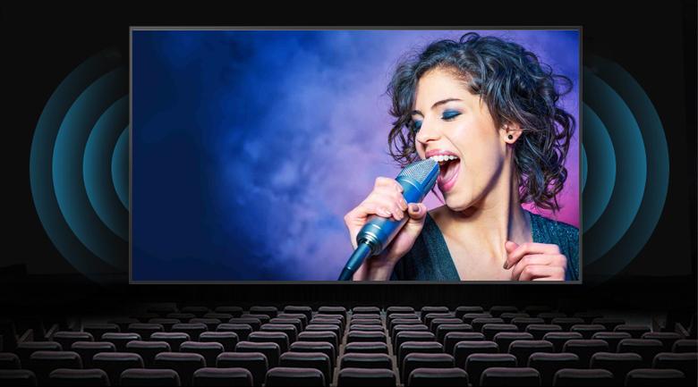 Smart Tivi QLED Samsung 4K 65 inch QA65LS03T - Dolby Digital Plus